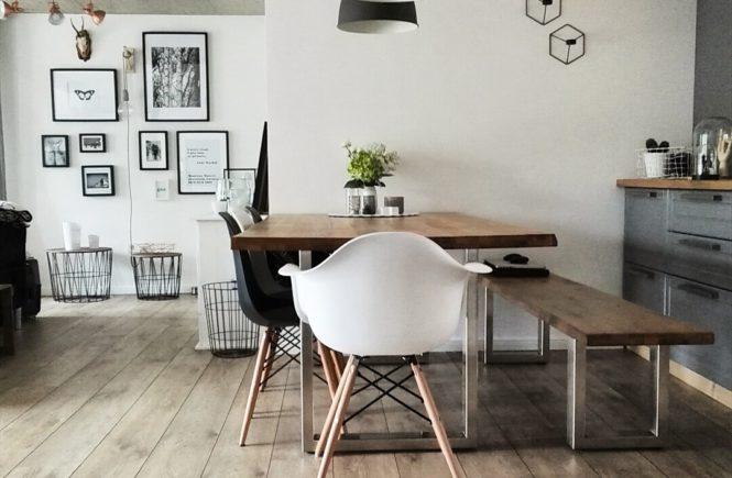 Wohnzimmer Industriedesign