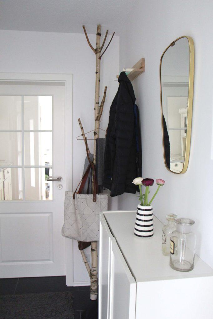 flur gestalten tipps und ideen f r einen aufger umten. Black Bedroom Furniture Sets. Home Design Ideas