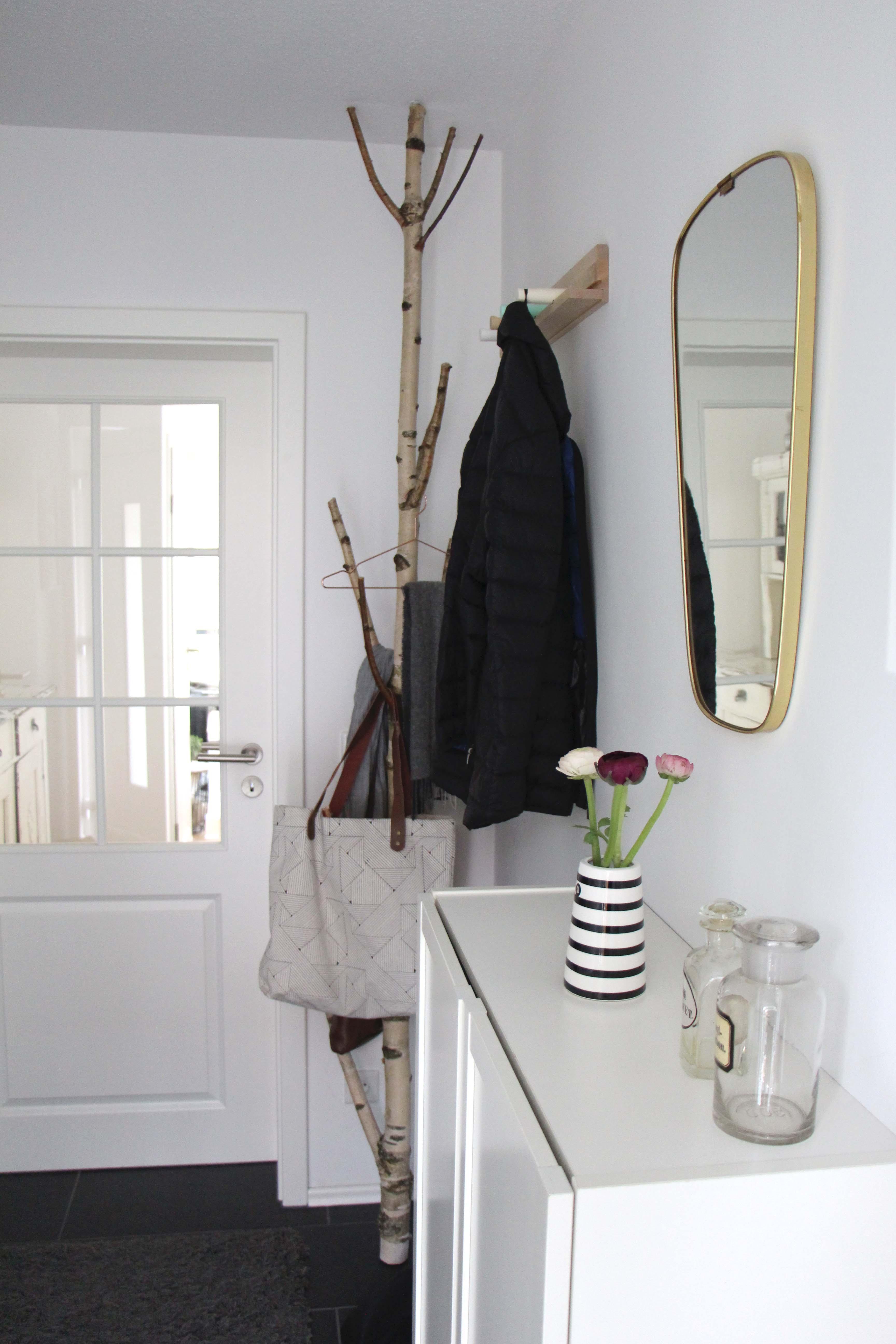 flur gestalten tipps und ideen f r einen aufger umten eingangsbereich. Black Bedroom Furniture Sets. Home Design Ideas