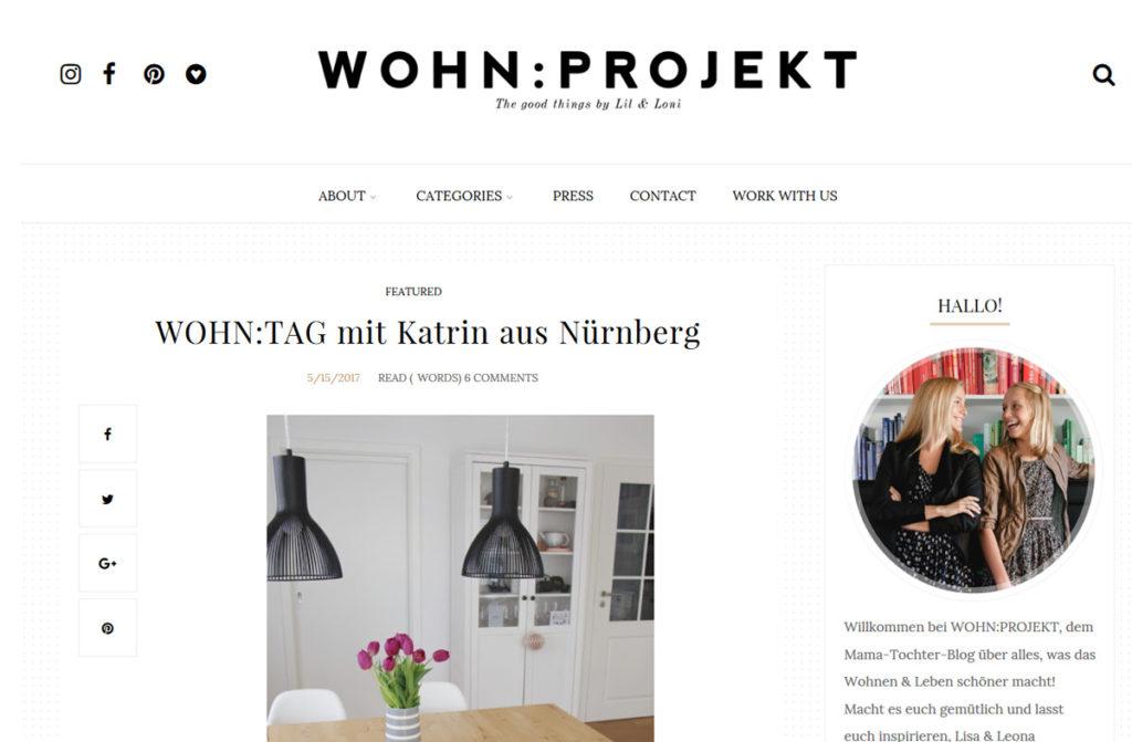 Wohnmadame bei wohn-projekt.com