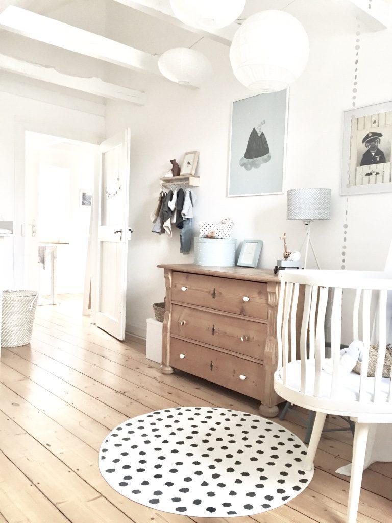 Kinderzimmer skandinavisch