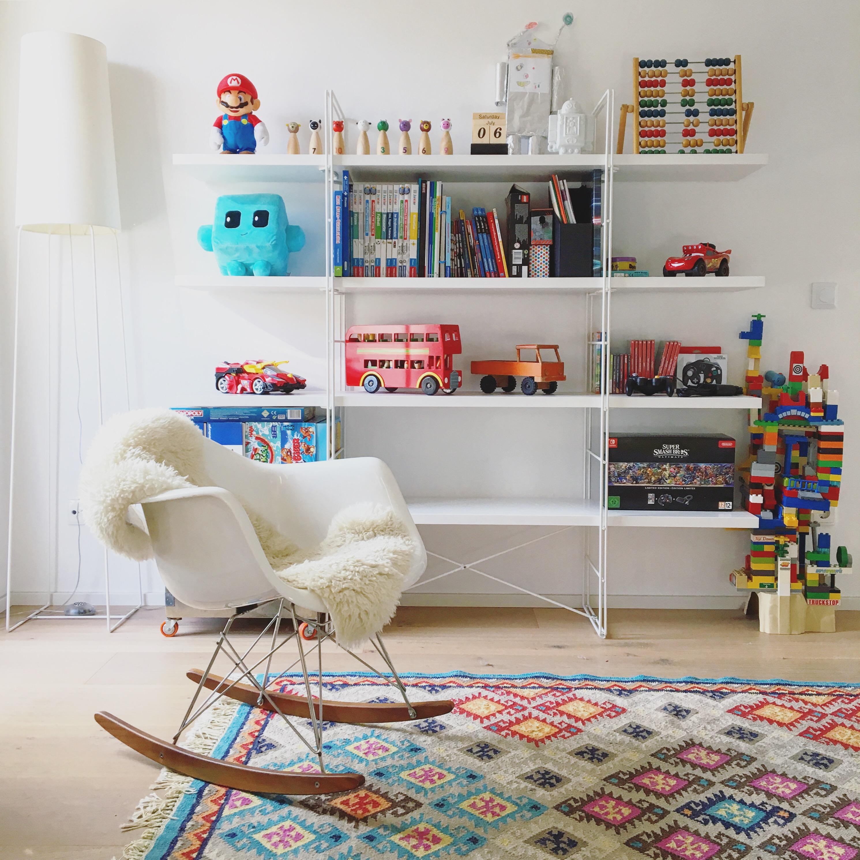 Spielecke Wohnzimmer