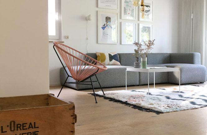 Sofa skandinavisch