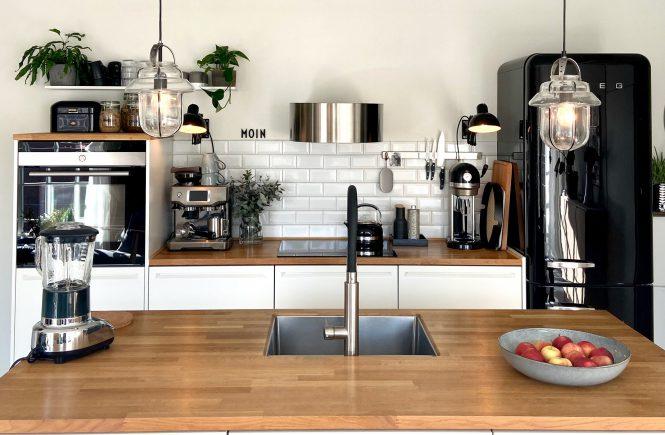Loft-Küche